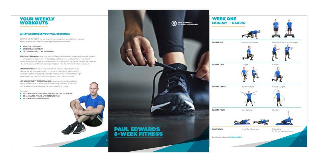 8 Week Fitness Programme