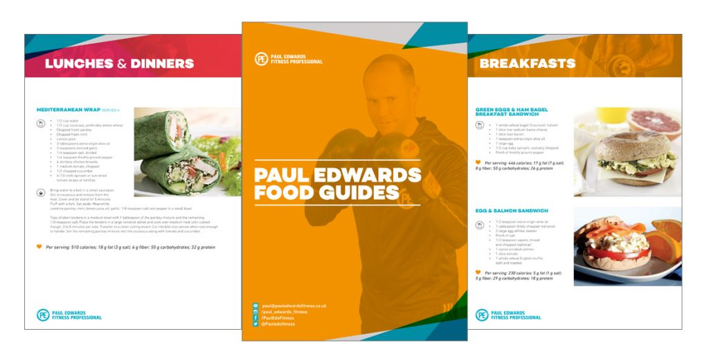 Paul Edwards Food Guide